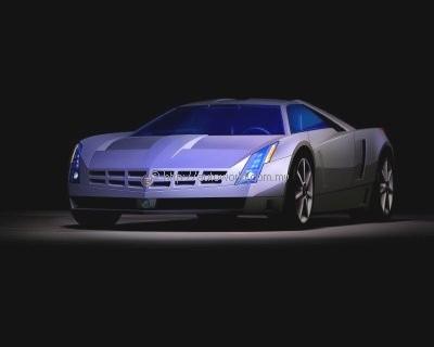 Cien Cadillac S Super Sportscar Autoworld Com My