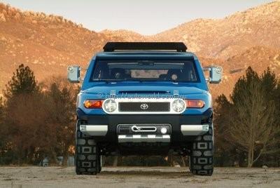 Toyota FJ Cruiser Concept - Autoworld.com.my