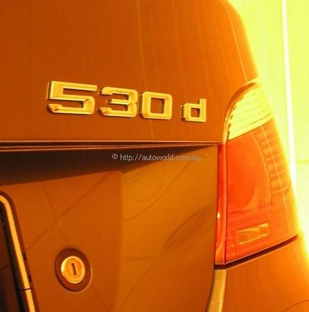 BMW 530d - Autoworld com my