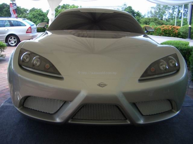Esna Venere The First Malaysian Sports Car Autoworld Com My