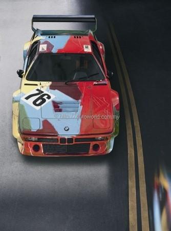 BMW Art Cars to make Asian debut in Kuala Lumpur - Autoworld.com.my