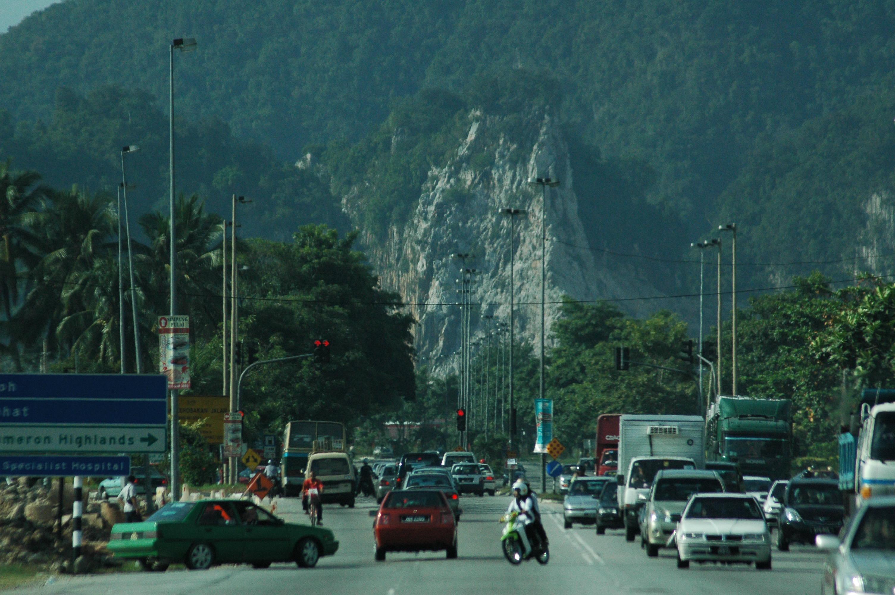 Pt2 Simpang Pulai-Gua Musang Highway