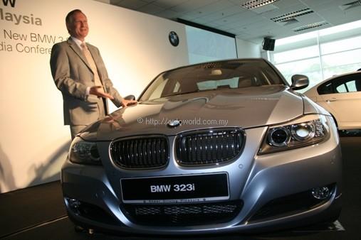 Bmw Malaysia Unveils New 3 Series Autoworld Com My