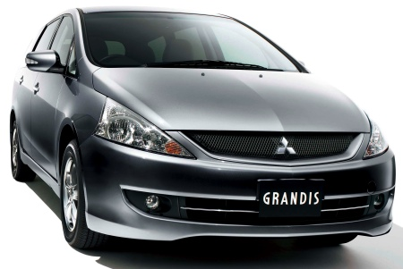 AA names Grandis as its Small/Medium MPV of the year..