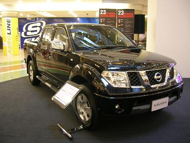 Nissan Navara, this Mother Trucker is yours for RM104k.