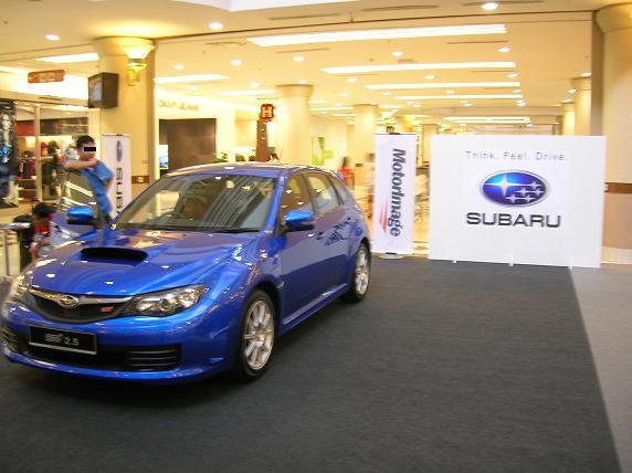 subaru impreza sti 2012 malaysia