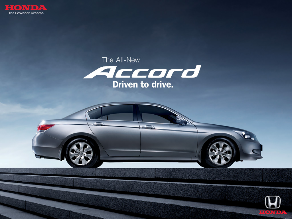 Honda Accord - AA's choice