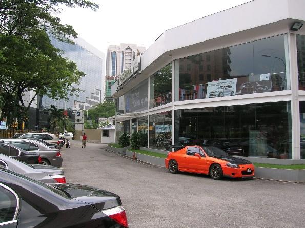 Auto Bavaria, Bukit Bintang.