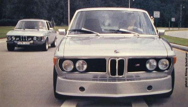 The BMW E3