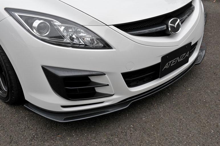 Tokyo Autosalon Preview1 Mazda 6 Circuit Trial Version Autoworld Com My