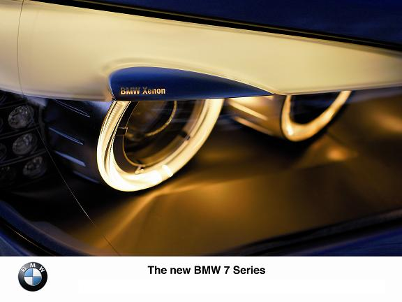The new BMW 7-series