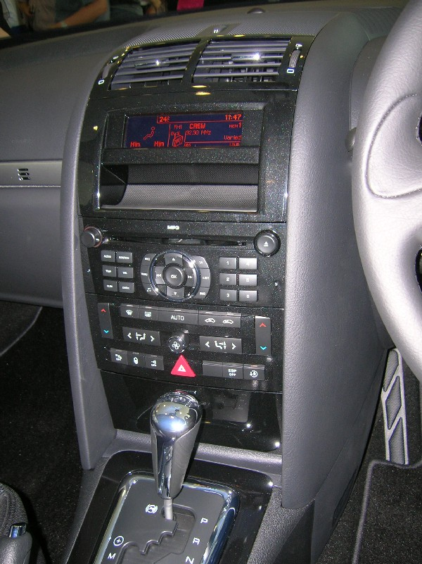 Dashboard of Classic variant.