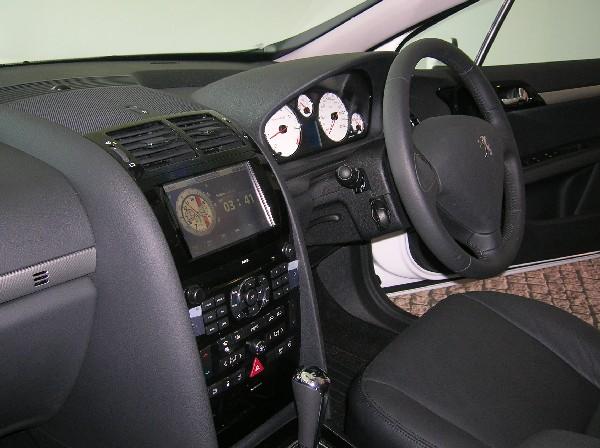 Dashboard of Premium variant