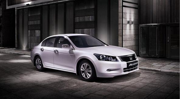 Honda Accord 2.0 VTi-L Showcase - Autoworld.com.my