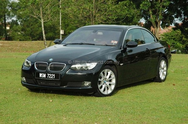 325i Convertible One More Bmw 3 Series For You