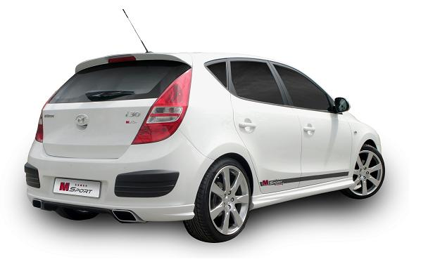 New M Sport Bodykit Introduced For The I30 Autoworld