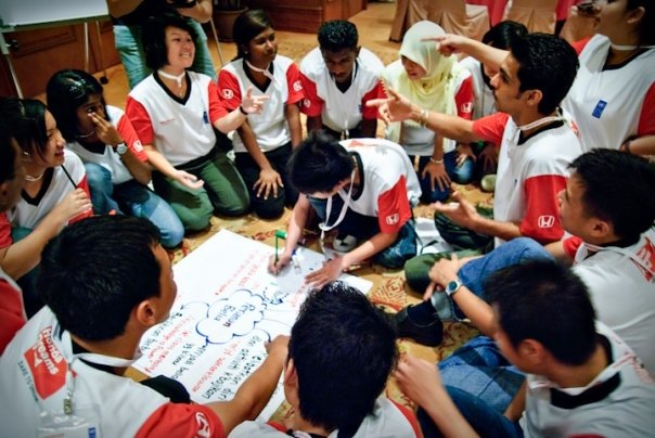 Honda Malaysia is committed to help the talented and less fortunate youths realize their dreams and achieve a better future through education