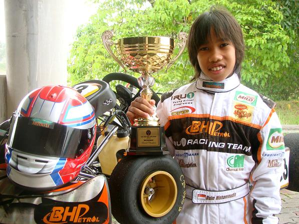 2009 Rotax Max Challeng Asia, Micromax Champion