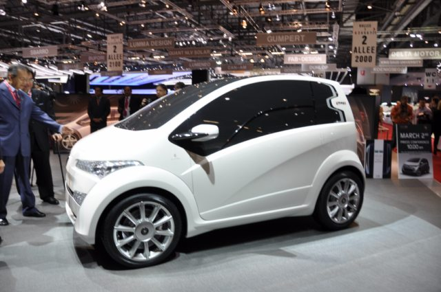 80th Geneva Motor Show Proton Goes Global With Emas Concept