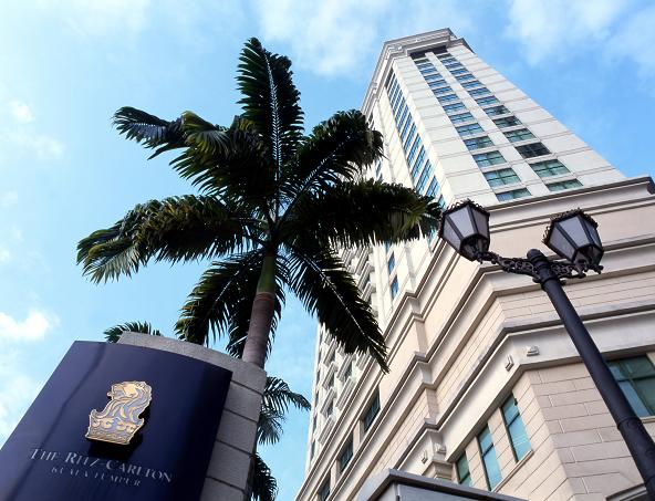 The Ritz-Carlton,      Kuala Lumpur - Exterior Shot (Day)