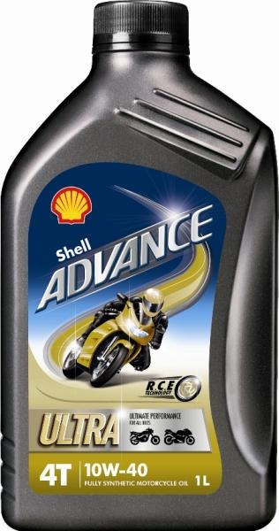 New Shell Advance Ultra