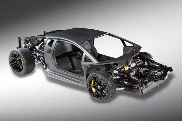 aventador chassis