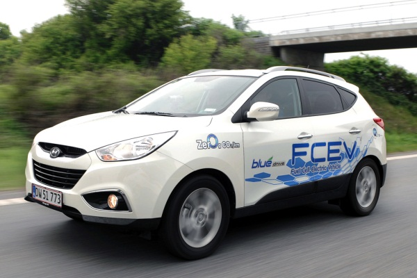 Eu Officials To Test Fuel Celled Hyundai Ix35 Autoworld