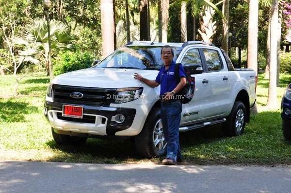 Buying Used Car Chiang Rai Thailand