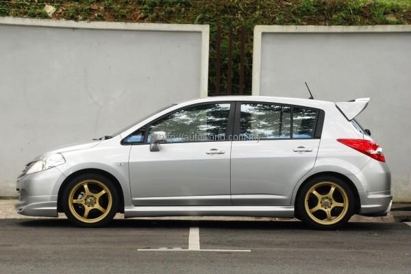 Nissan Latio Impul 1 8 Test Drive Report Autoworld Com My