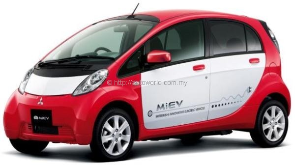 Mitsubishi i-MiEV Number One on ACEEE Annual Greenest