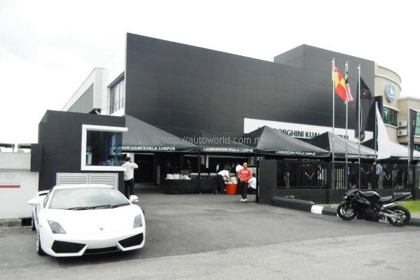 Lamborghini Kl Opens New Outlet Autoworld Com My