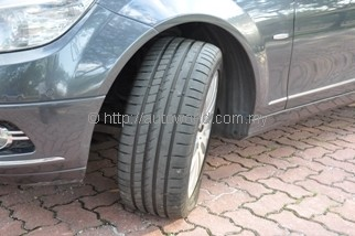 goodyear eagle f1 asymmetric 2 tyre 10 000 km test. Black Bedroom Furniture Sets. Home Design Ideas