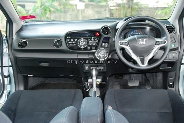Honda Insight 2012 Facelift Review Autoworld Com My