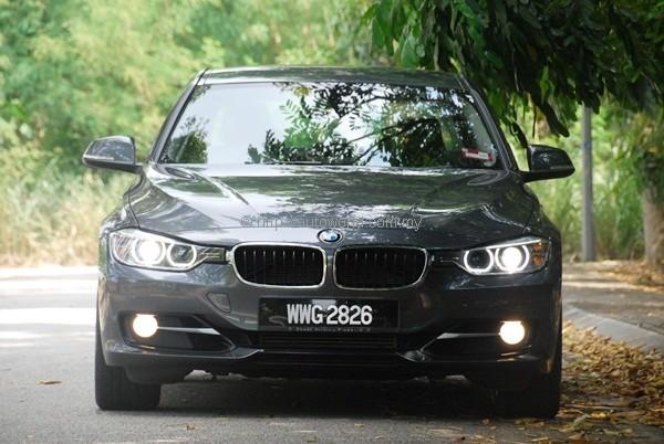 BMW 328i (F30) Test Drive Report - Autoworld com my