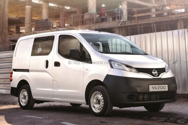 a0d721fd58 Nissan NV200 now with Semi Panel Van variant - Autoworld.com.my