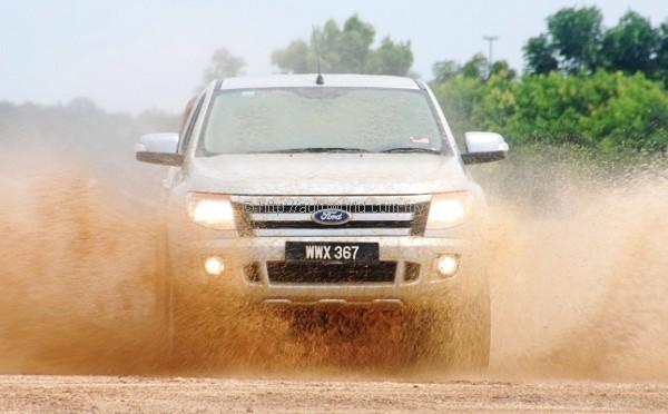 ford ranger 2006 test