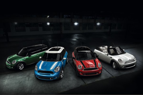 MINI AfterDark Public Test Drive Event This Weekend Autoworldcommy - Car events this weekend