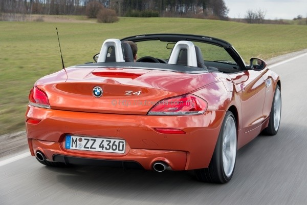 Facelifted Bmw Z4 Launched In Malaysia Autoworld Com My