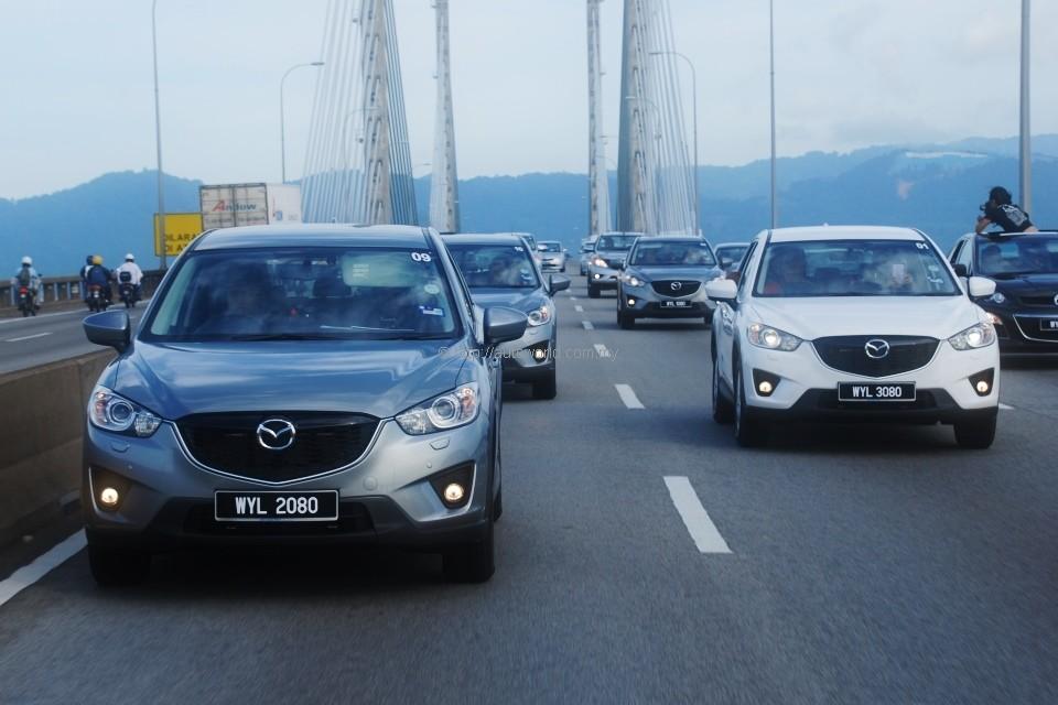 Mazda Cx 5 Ckd Test Drive Review Autoworld Com My