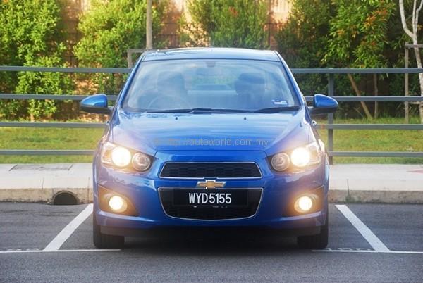 Chevrolet Sonic 14 Ltz Test Drive Review Autoworld