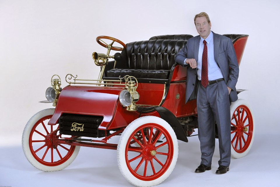 Oldest surviving Ford Model A returns home - Autoworld.com.my