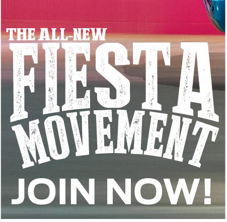 ford fiesta campaign