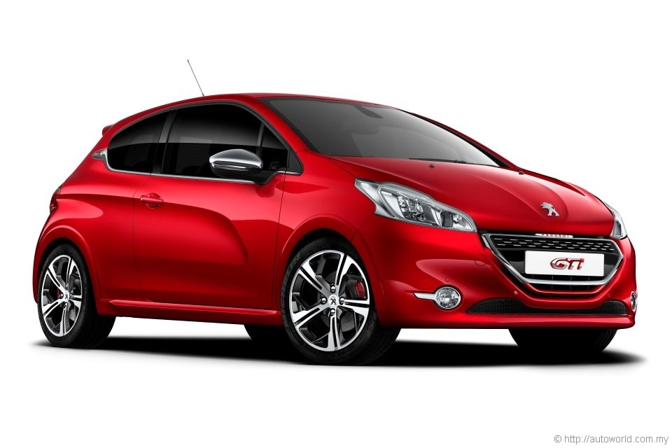 Peugeot 208 GTi launched in Malaysia - Autoworld.com.my