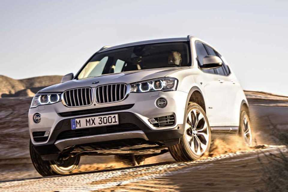 Bmw F25 X3 Facelift Unveiled Ahead Of Geneva Debut Autoworld Com My