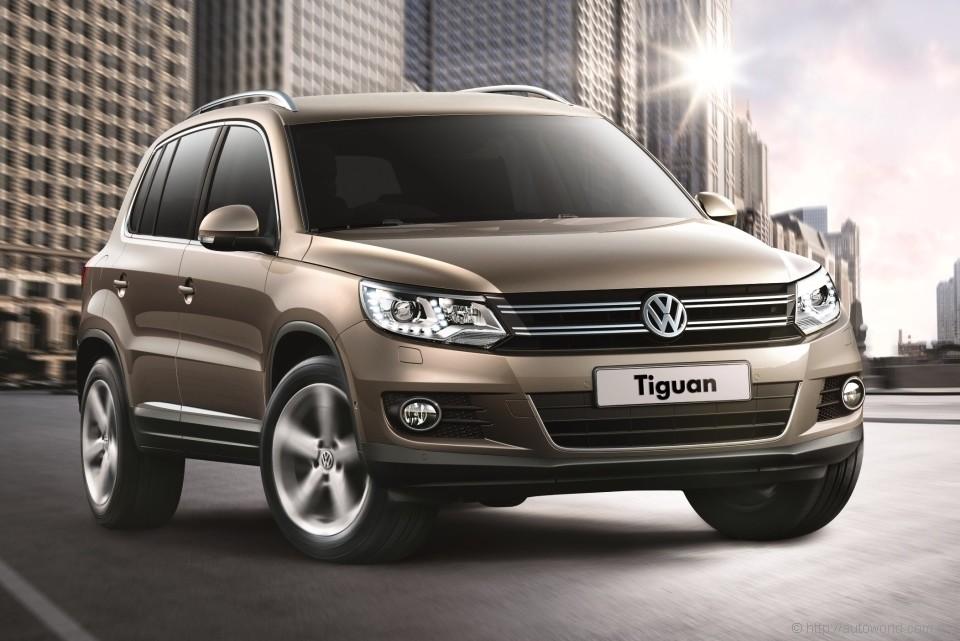 New 1 4 Tsi Fwd Variant For Volkswagen Tiguan Autoworld Com My
