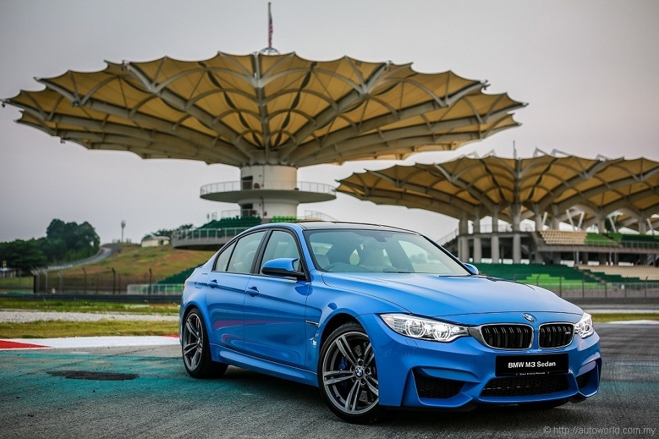 new car release in malaysia 2014F80 BMW M3 Sedan and F82 BMW M4 Coupe launched in Malaysia