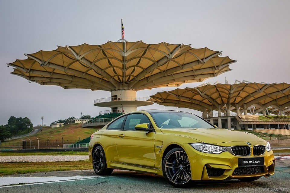 F80 Bmw M3 Sedan And F82 Bmw M4 Coupe Launched In Malaysia