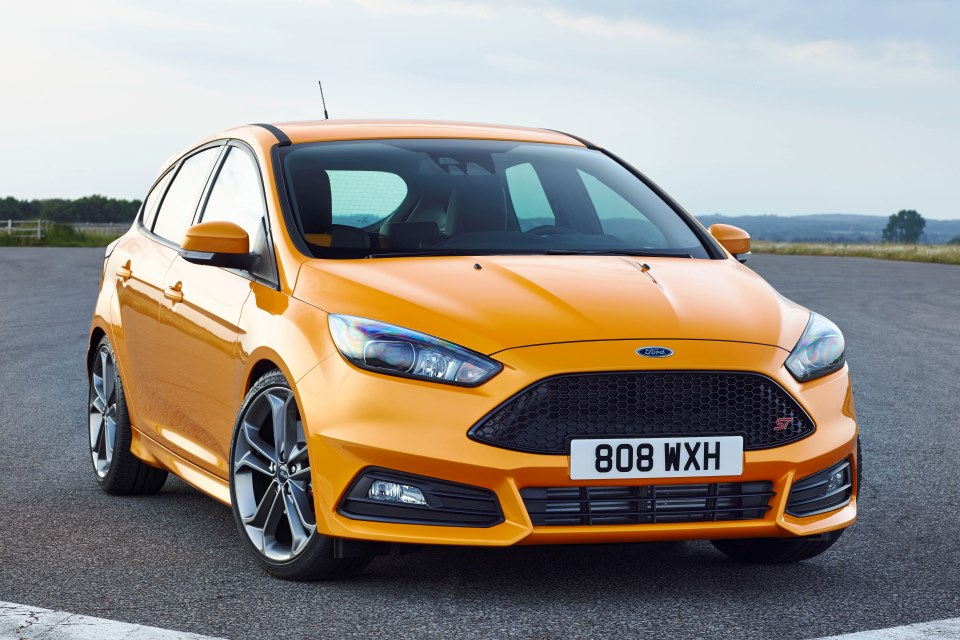 Global debut of Ford Focus ST facelift at Goodwood - Autoworld.com.my