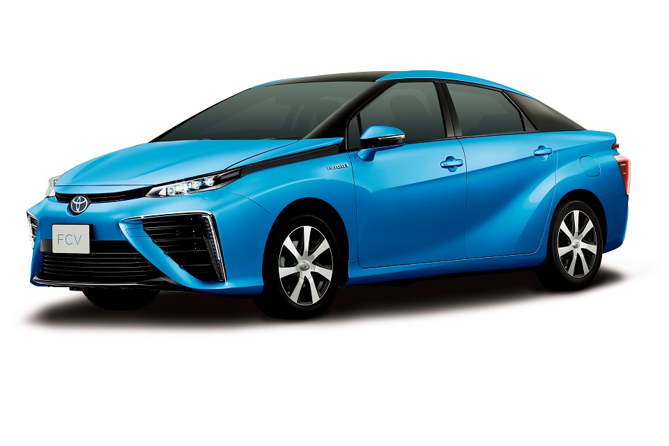 Toyota unveils exterior and Japan market pricing of new fuel cell