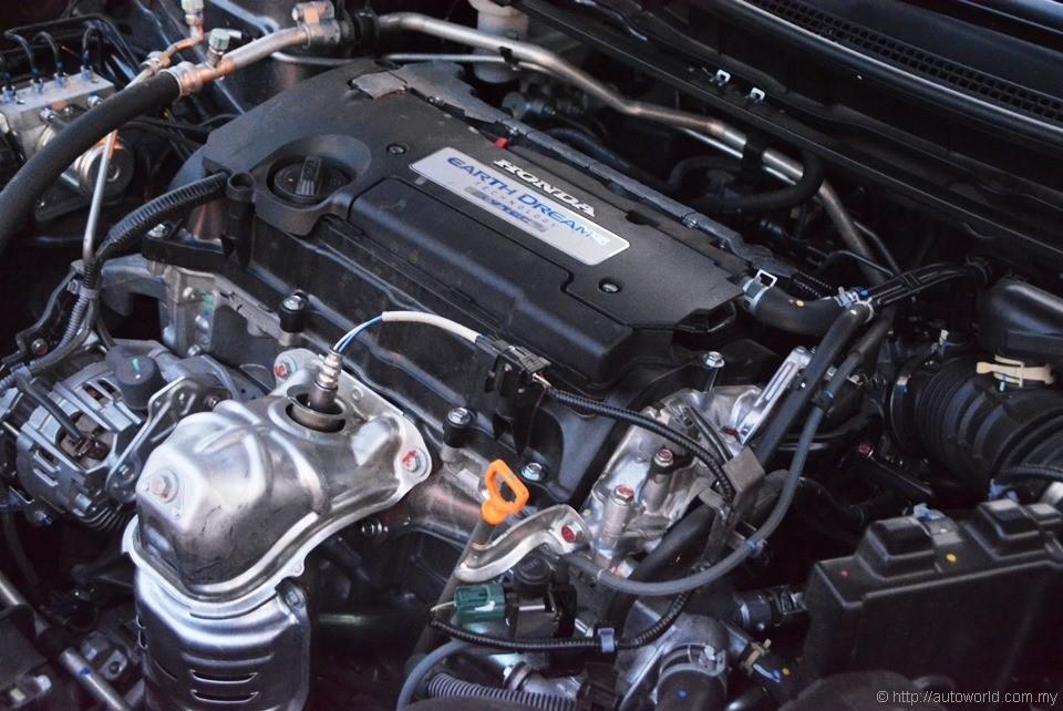 Honda Accord 2 4 VTi-L Test Drive Review - Autoworld com my